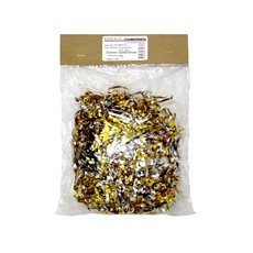 Shredded Cello - Shredded Metallic Gold and Silver (50g)