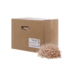 Shredded Paper - Shredded Paper Food Grade Brown Kraft 1kg