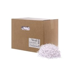 Shredded Paper - Shredded Paper Food Grade White 1kg