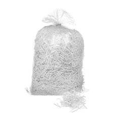 Shredded Paper - Shredded Paper Crinkle White 1kg