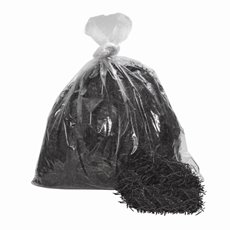 Shredded Paper Black 1kg