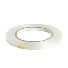 Floral Tape - Pot Tape Clear Quarter Inch 0.25 (6mm X 50m)