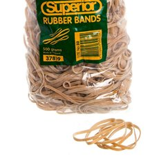 Rubber Bands Bag 500g Size 32 (76x3mm)