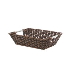 Hamper Tray & Gift Basket - Two Tone Paper Tray Rectangle Medium (37x28x10cmH)
