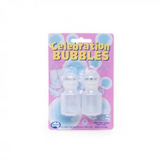 Celebration Bubbles Pack of 2