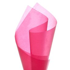 Glassine Paper 26gsm 50x75cm 480sh Hot Pink