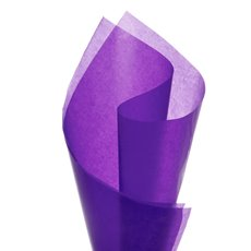 Glassine Paper 26gsm 50x75cm 480sh Purple