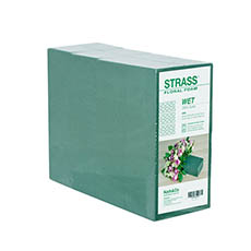 Strass IDEAL Brick Floral Foam Shrink Pack of 4 (23x11x8cmH)