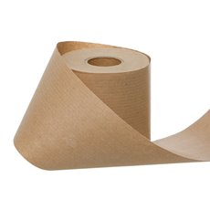 Wrapping Narrow Counter Roll 10cmx60m Kraft Brown