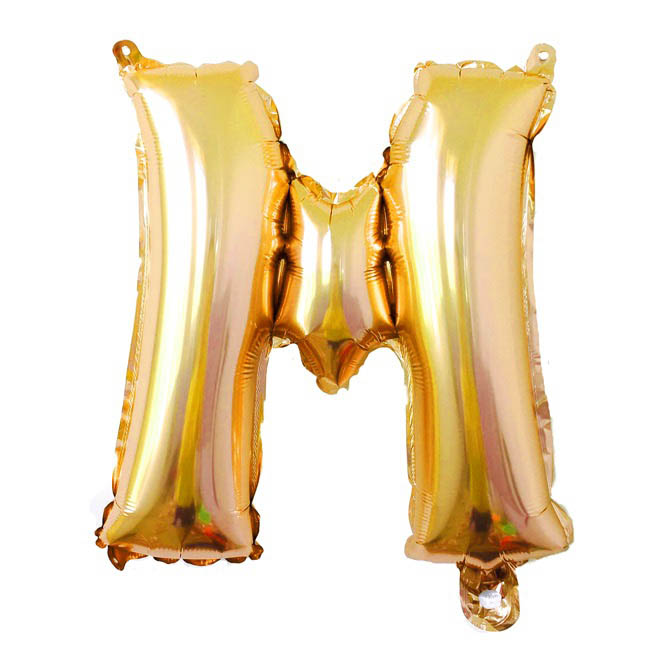 Foil Balloons - Air Fill Foil Balloon Letter