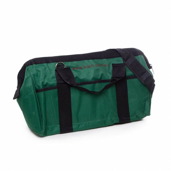 Floral Accessories - Florist Tools Bag 25cmx45cm Green w/Koch Logo