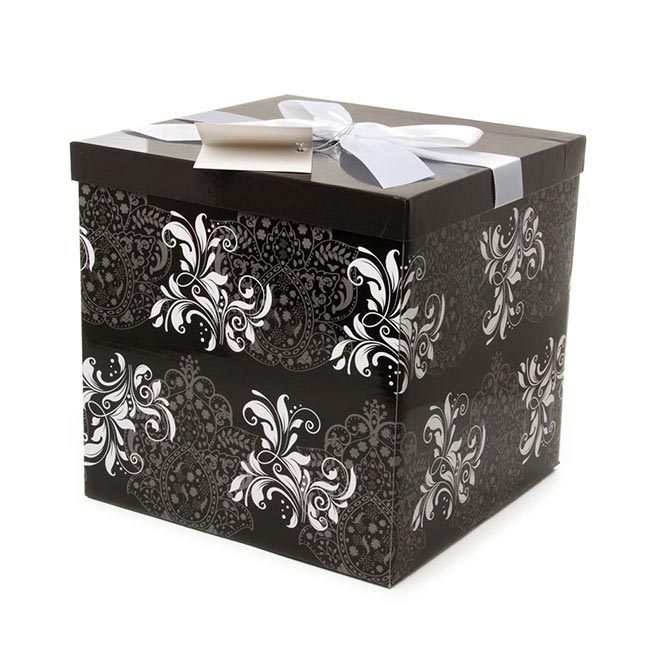 large gift boxes with lids