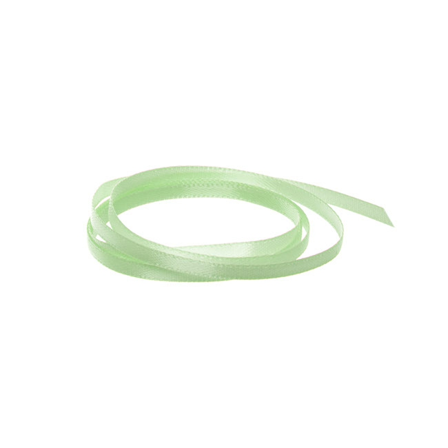 Ribbon Double Face Satin Sage Green (3mmx50m)