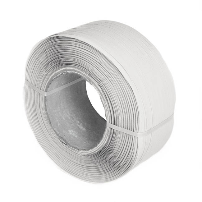 Packing Poly Strap Clear (12mm x 2200m)