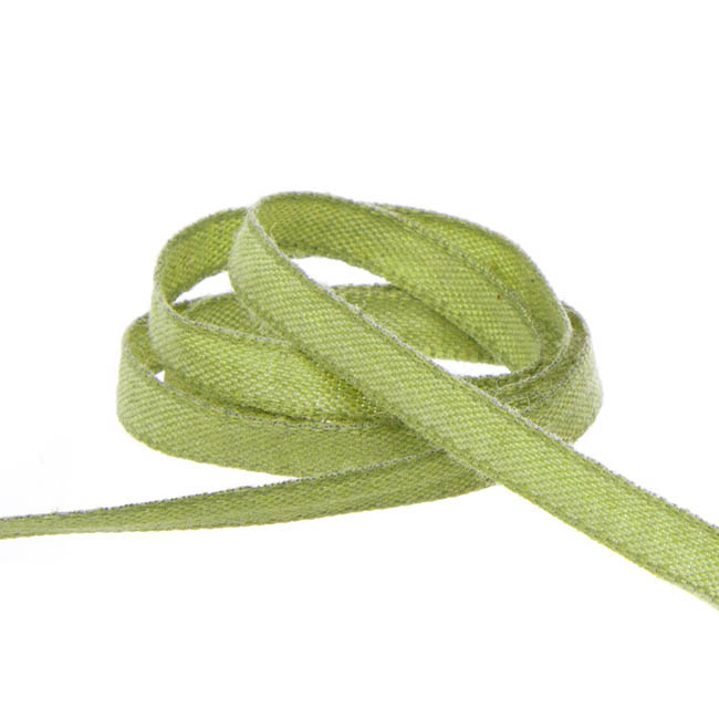 Coloured Cotton Ribbon Moss (5mmx20m)