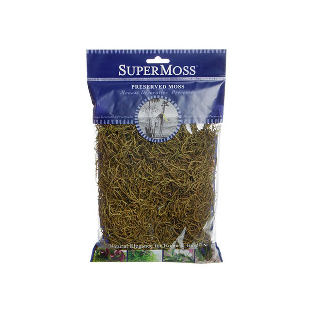 Spanish Moss Preserved Basil (Bulk 450gm Bag)