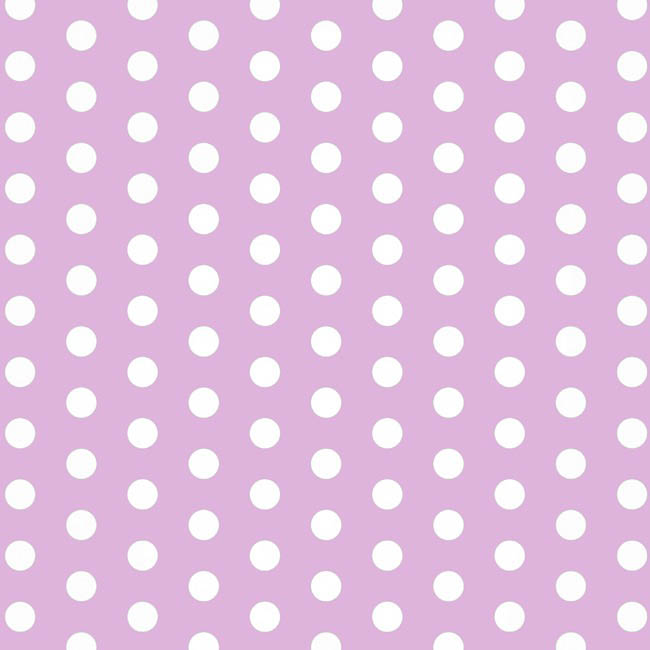Tissue Paper - Tissue Paper Ream 17gsm Dots Lavender (50x70cm) Pack 100