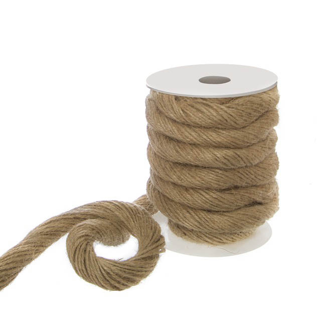 Natural Jute Rope (15mmx4m)