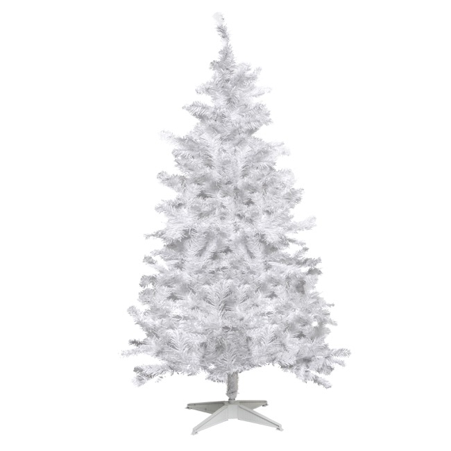 Artificial Christmas Trees - Pine Christmas Tree White (180cmH)
