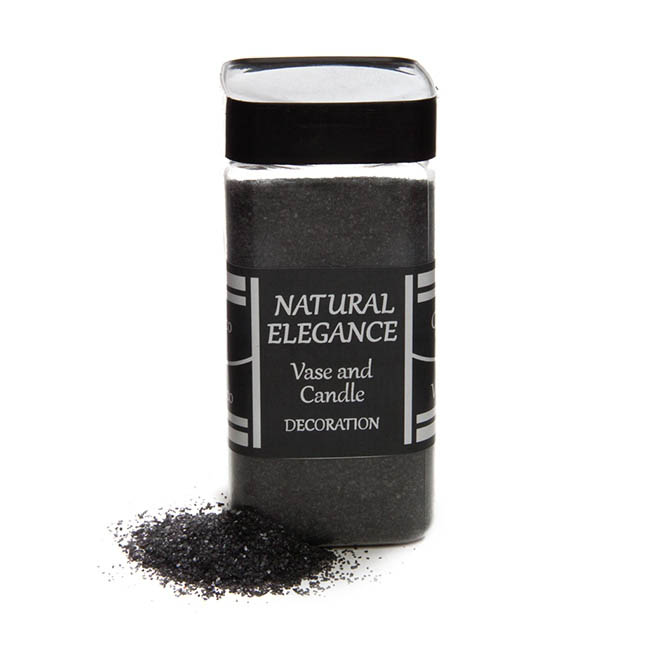 Sand Natural Coarse Black (760g Jar)