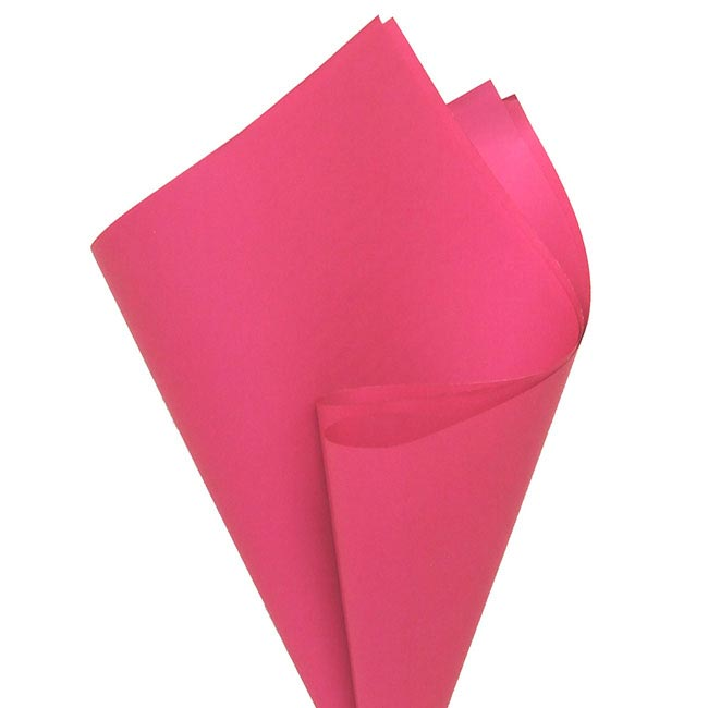 Cello Regal 60mic 100 Sheets Fuchsia (50x70cm)