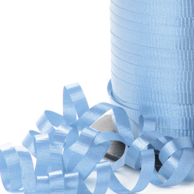 Curling Ribbons - Ribbon Curling Baby Blue (5mmx450m)