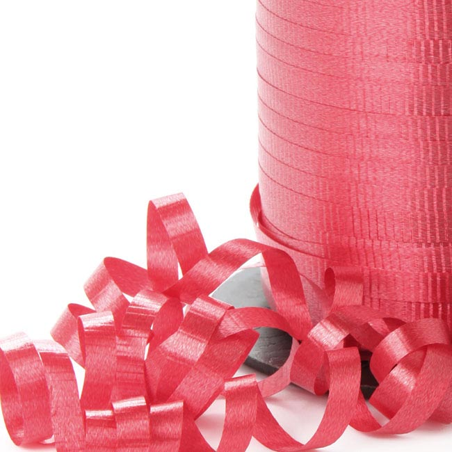 Curling Ribbons - Ribbon Curling Red (5mmx450m)