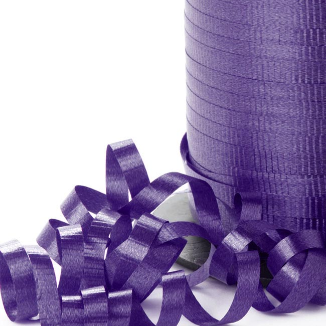 Curling Ribbons - Ribbon Curling Violet (5mmx450m)