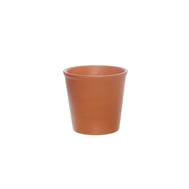 Terracotta Genoa Pot 12x11 5cmh