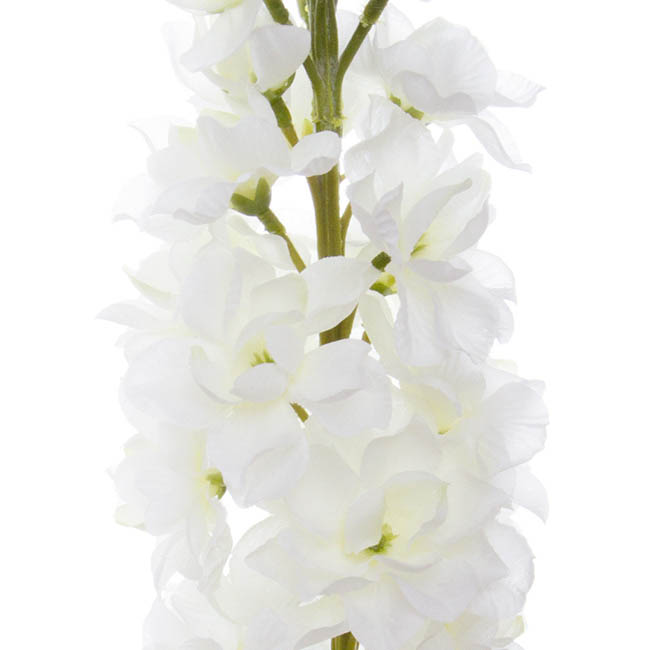 Other Artificial Flowers - Stock Flower stem Cream (80cmH)