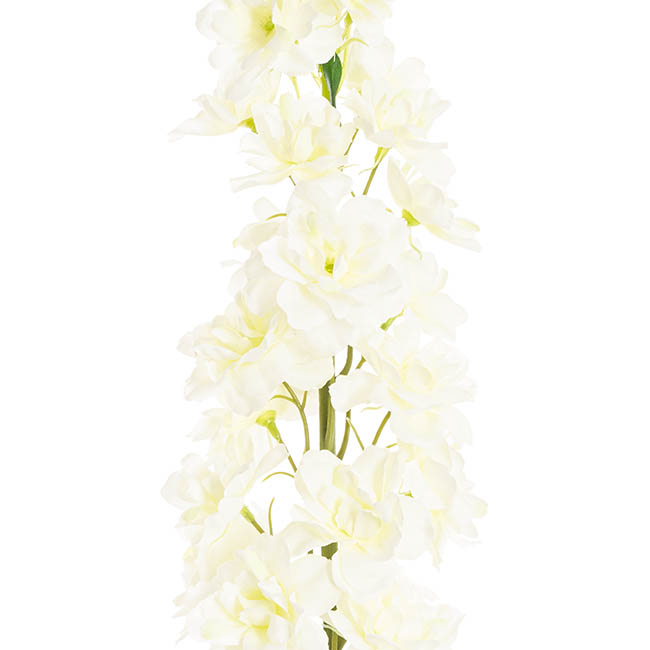 Other Flowers - Delphinium Stem White (108cmH)