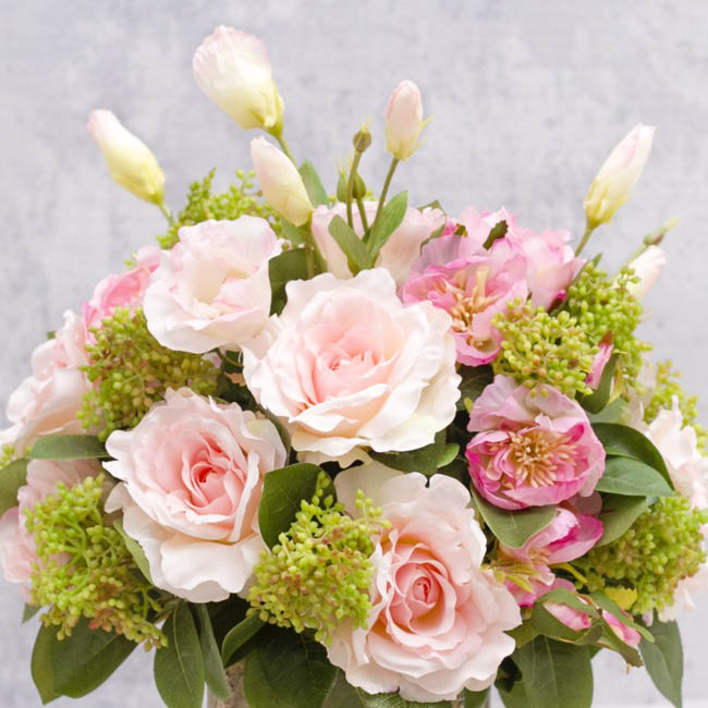 Other Flowers - Lisianthus Spray Light Pink (89cmH)