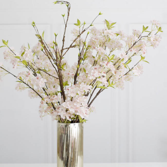 Other Flowers - Cherry Blossom Spray Pink (120cm)
