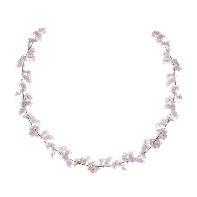 Other Flowers - Cherry Blossom Garland Pink (180cm)