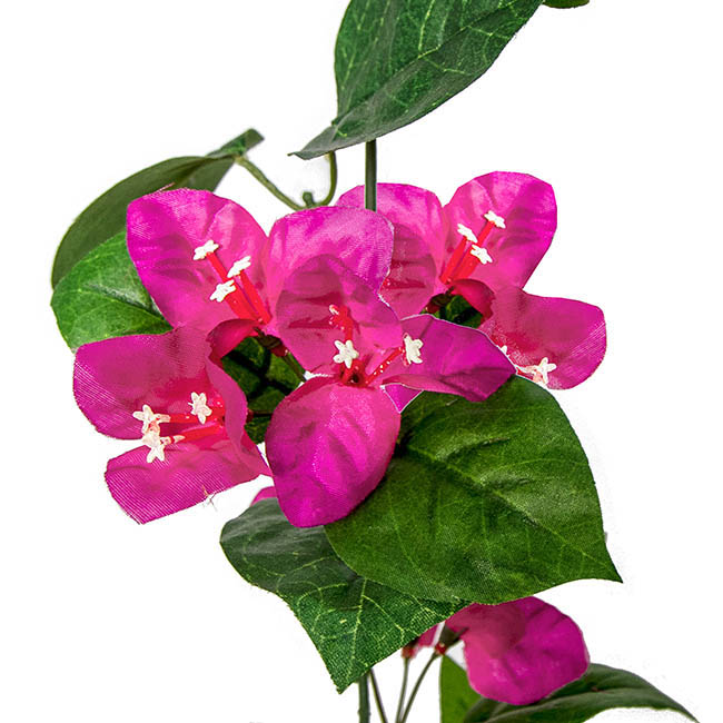 Other Artificial Flowers - Bougainvillea Garland Hot Pink (200cm)