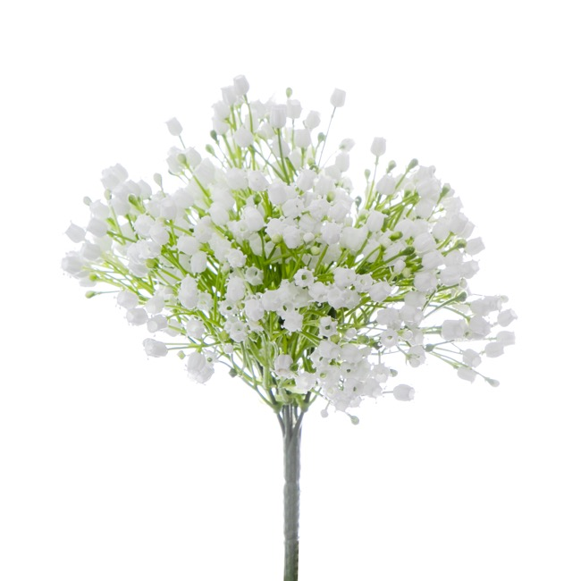 Other Flowers - Lily of The Valley Bunch White (24cm)