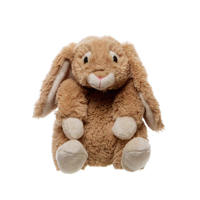 Cottontail Bunny Rabbit Brown (18cmST)
