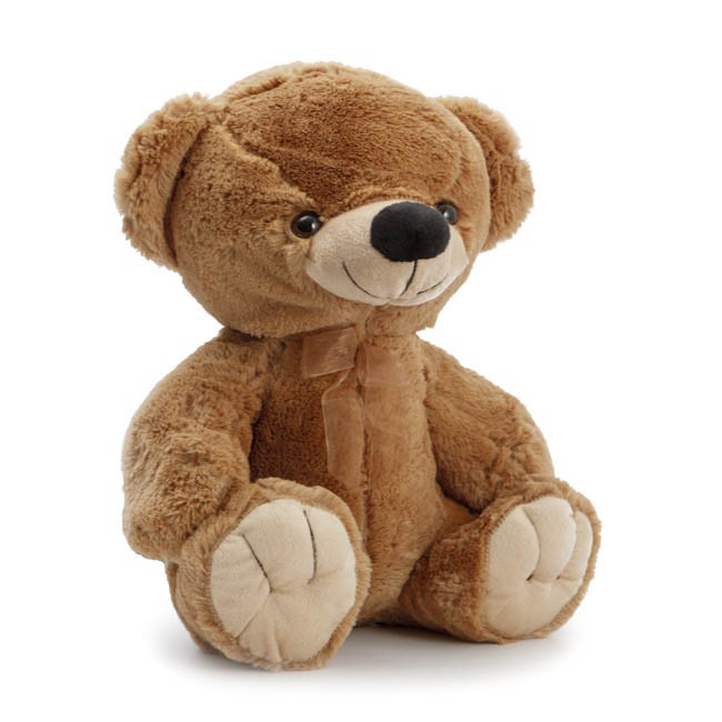 Teddytime Teddy Bears - Alvin Relay Teddy Bear Brown (40cmST)