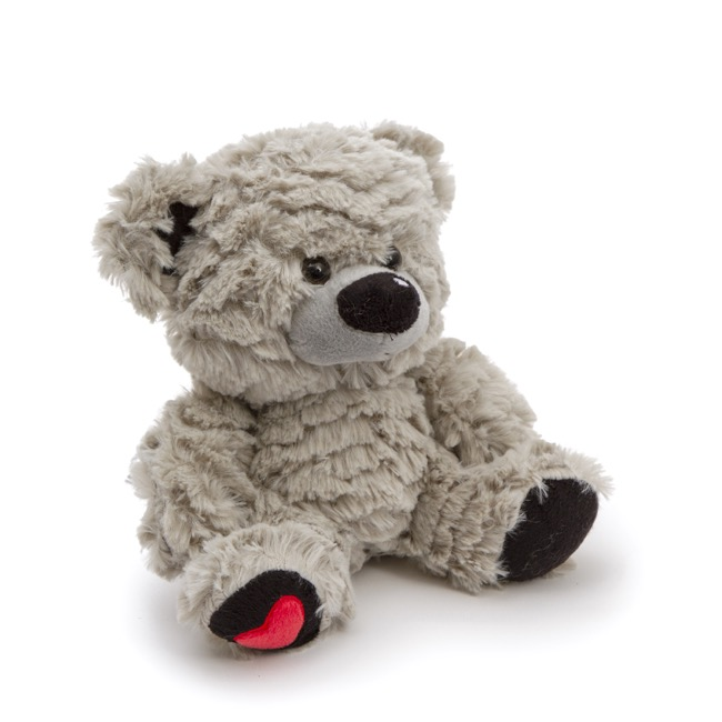 Valentines Teddy Bears - Nadia Bear Grey (20cmST)