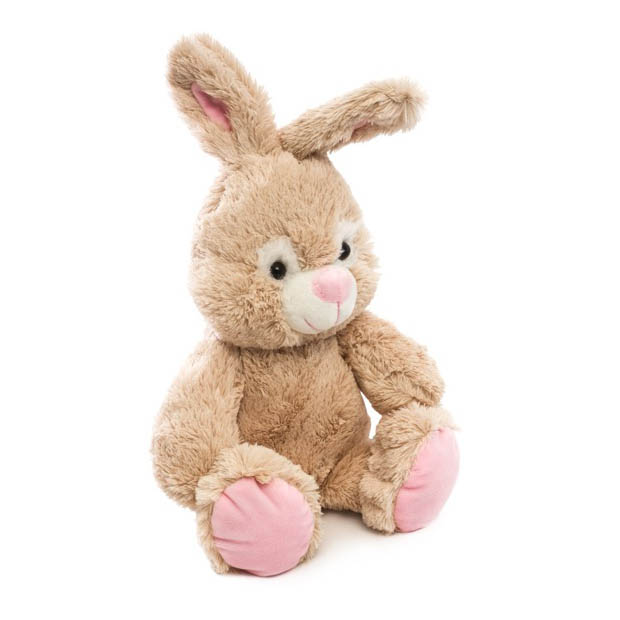 Easter Soft Toys - Cuddle Bunny Beige (30cmST)