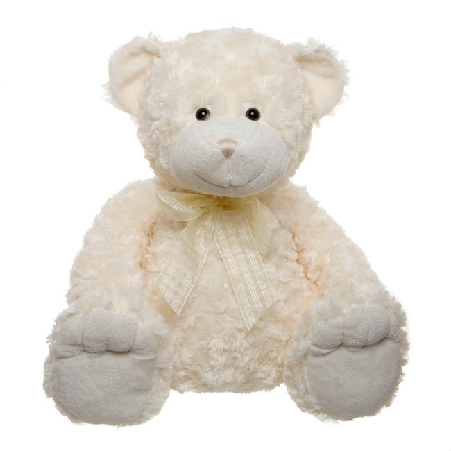 Georgie Teddy Bear Cream (40cmST)