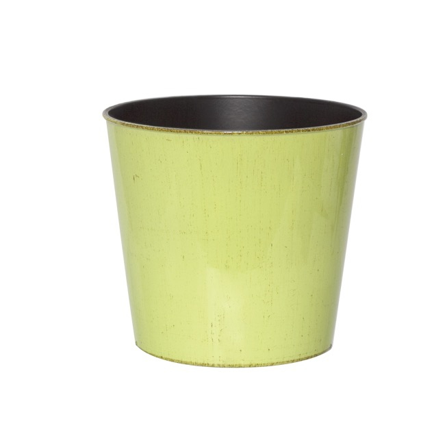 Flora Flower Pots & Planters - Flora Antique Pot Round (17Dx15.5cmH) Light Green
