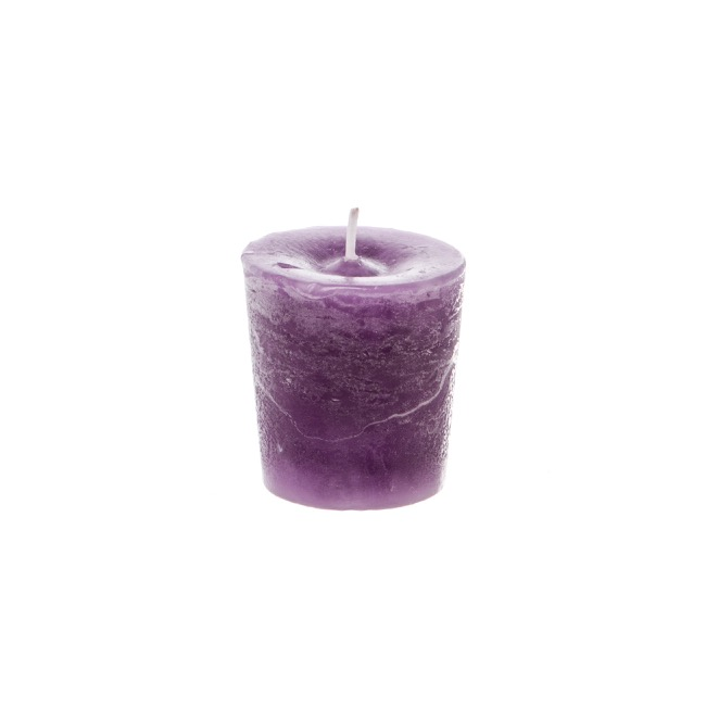 Scented Votive Candles - Premium Scented Votive Candle English Lavender 12 Hours