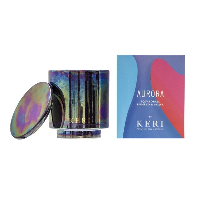 Keri Limited Soy Candles - Equatorial Pomelo & Guava Keri Soy Candle Aurora 300g