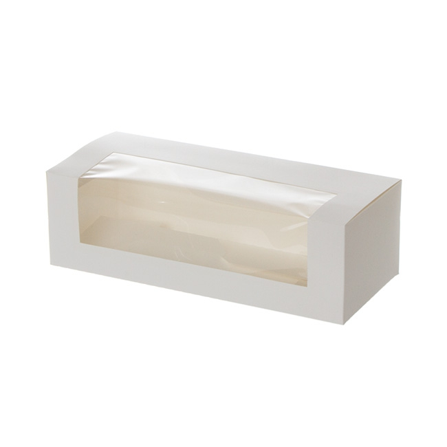 Patisserie & Cake Boxes - Patisserie Window Box 10