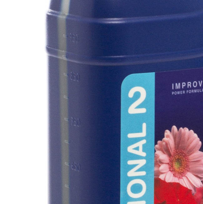 Flower Foliage Treatment - Chrysal Professional 2 Transport & Display Liquid (1L)