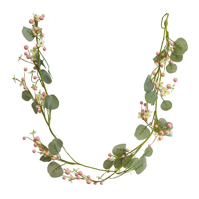 Easter Decoration & Decor - Pearl Garden Look Garland (150cm)
