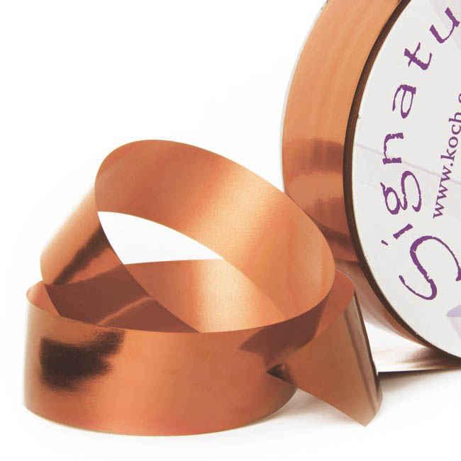 Ribbon Tear Metallic Copper (30mmx91m)