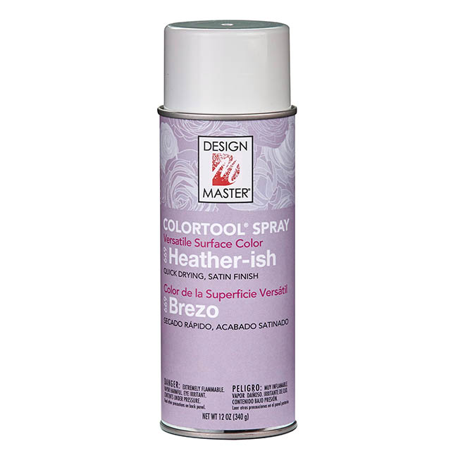 Colourtools - Design Master Spray Paint Colortools Smokey Lavender (340g)