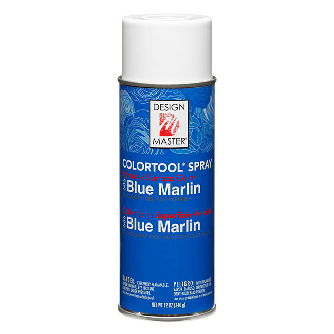 Design Master Spray Blue Marlin